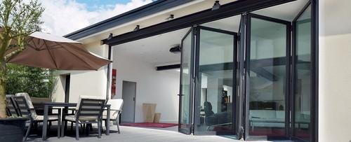 Bifold Doors Shop | North Wales Door World | Rhyl | Independent ...