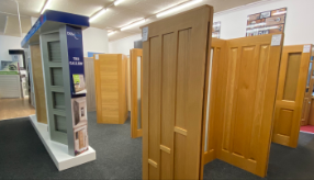 Shop internal doors 02 at North Wales Doorworld